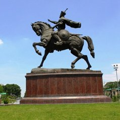 Thrilling Tashkent